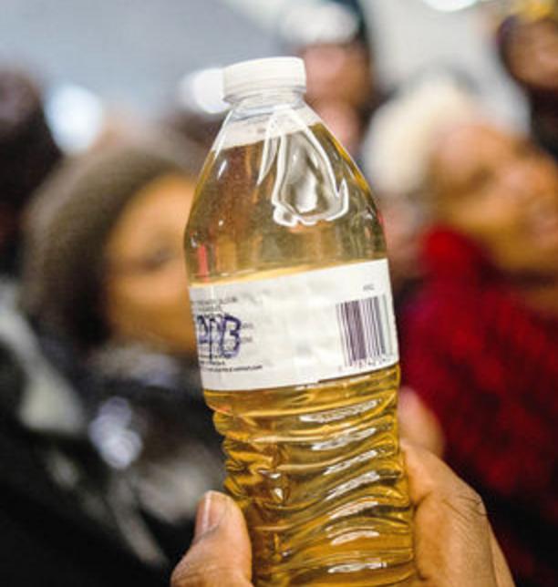 Allen Baler Donates Alexapure Pro to Flint