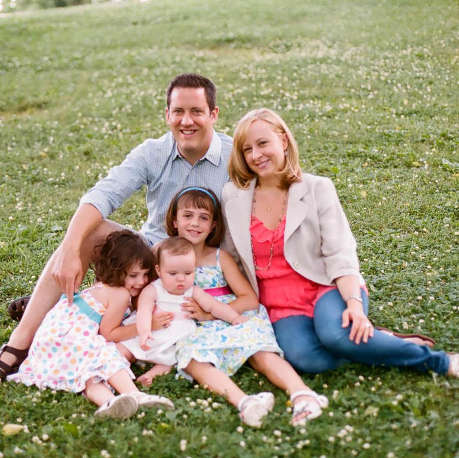 Allen Baler and Family.